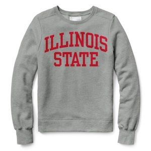 Illinois State crewneck